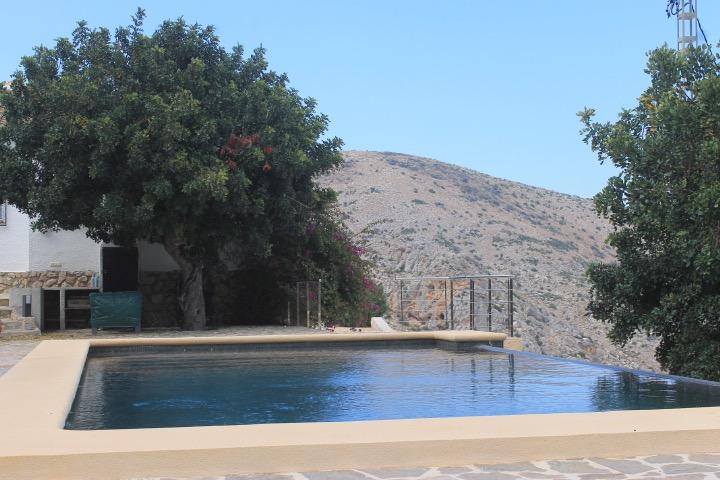 Rental villa / house granadella