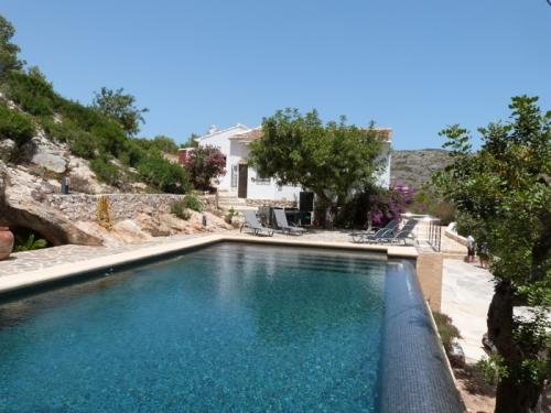 Villa / Maison Granadella à louer à Javea