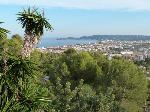 Location saisonnière vue mer et montagne