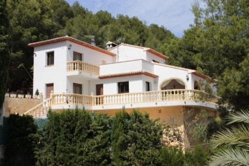 Villa / Maison Hermosa à louer à Javea