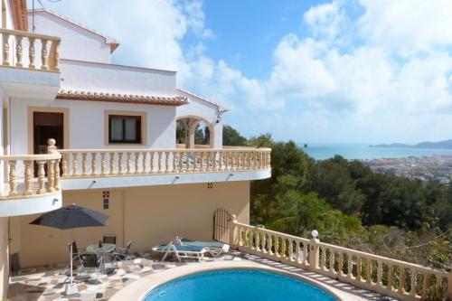 Location villa / maison hermosa