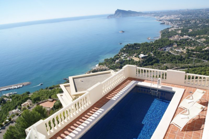 Villa / house Bretanga to rent in Altea
