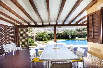 Villa / maison aphrodite à louer à custonaci