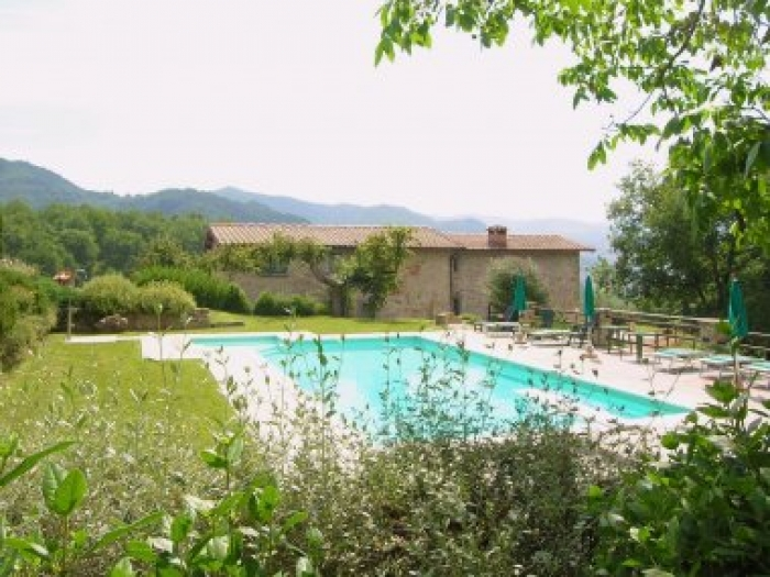 Villa / house Podere schignano to rent in Dicomano