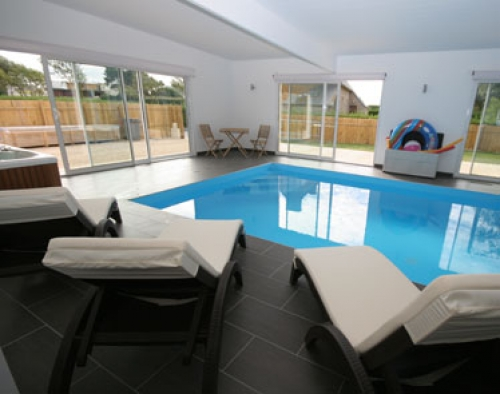 Villa / house Marina to rent in Plouescat