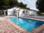 Villa / house Galice to rent in Javea