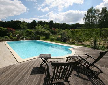 Location villa hennebont 8 personnes b727 for Piscine hennebont