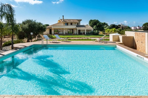 Villa / house Laurette to rent in Marsala