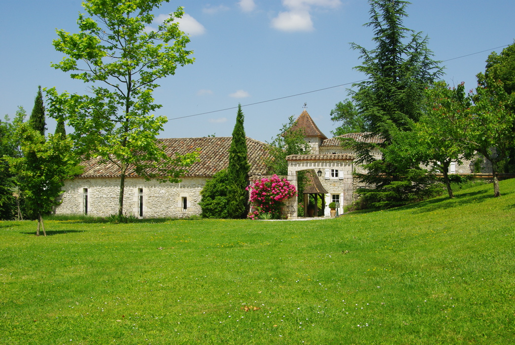Villa / Haus La bastide zu vermieten in Villeneuve sur Lot