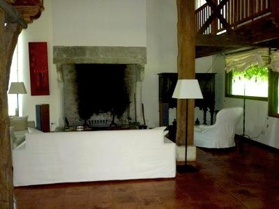 Rental villa / house la bastide