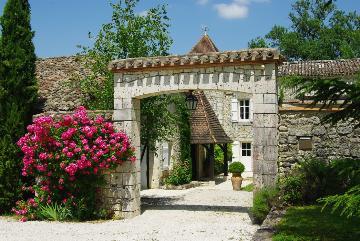 villa in Villeneuve sur Lot, view : Countryside