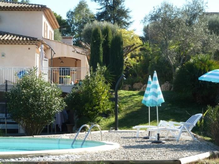 Villa / Haus Les mimosas zu vermieten in Antibes