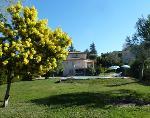 Vermietung villa / haus les mimosas