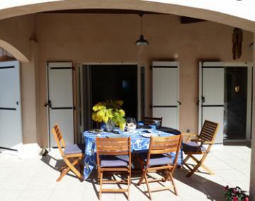 Villa / maison les mimosas à louer à antibes