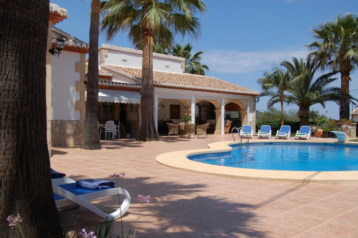 Villa / house Rubina to rent in Javea