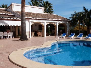 Villa / Maison Rubina à louer à Javea