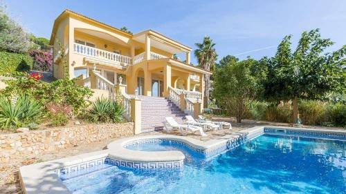 Villa / Maison Cora à louer à Lloret de Mar - Aigua Viva Park