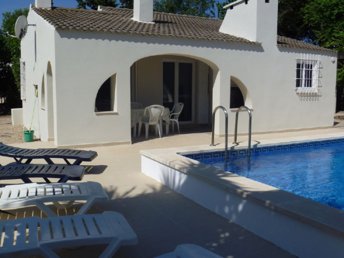 Villa / house David to rent in Ametlla de Mar
