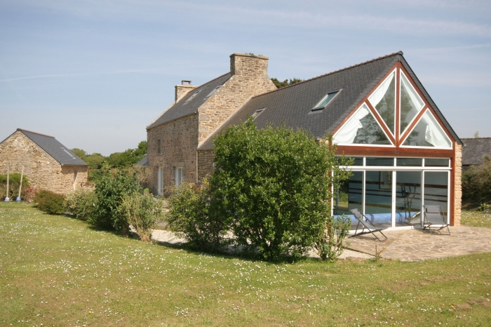 Villa / house Village eol to rent in Plouguerneau