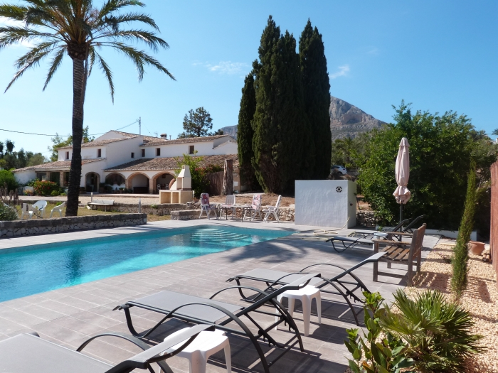Villa / house El Patio to rent in Javea