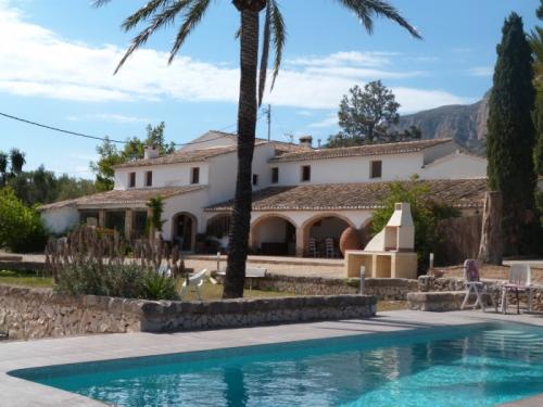villa luxe javea location 10 personnes vue campagne piscine priv e sun1010 el patio. Black Bedroom Furniture Sets. Home Design Ideas