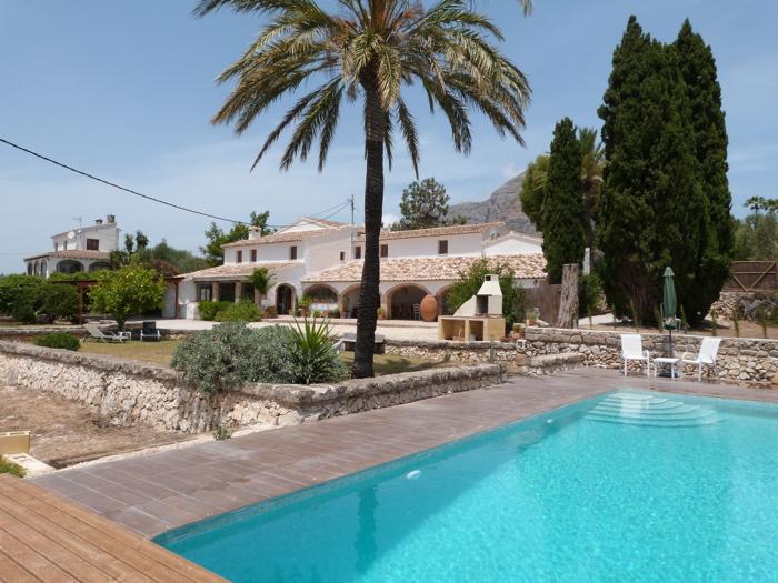 Villa / maison el patio à louer à javea
