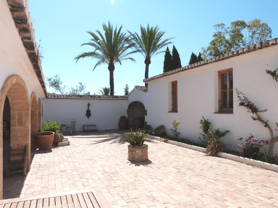 Réserver villa / maison el patio