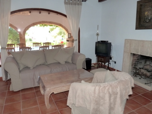 Villa / house ruisenores to rent in javea