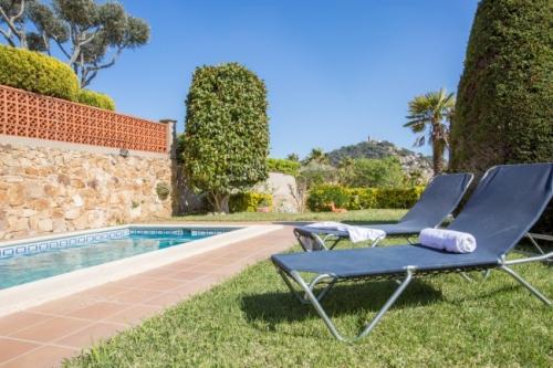 Reserve villa / house mas guelo