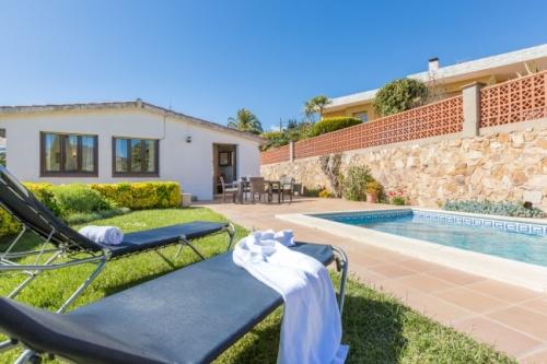Property villa / house mas guelo