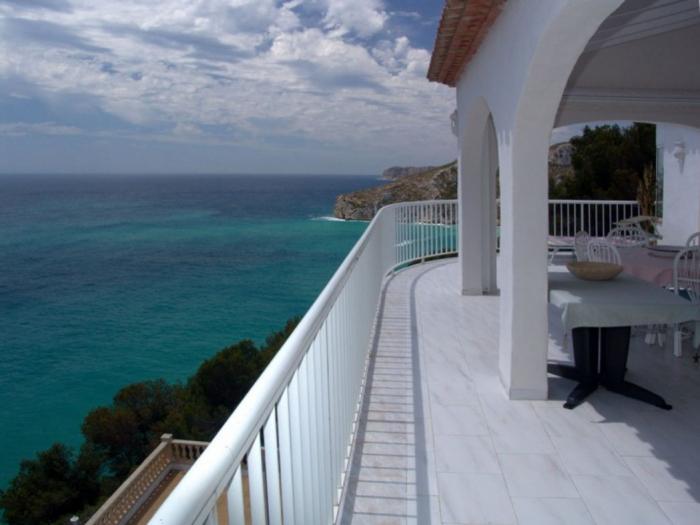 Villa / house villa AMIRAL to rent in Javea