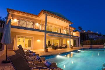 Villa / Maison Ifach à louer à Moraira