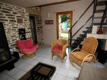 Villa / maison la belle campagne à louer à coray
