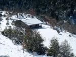 Location saisonnière vue campagne