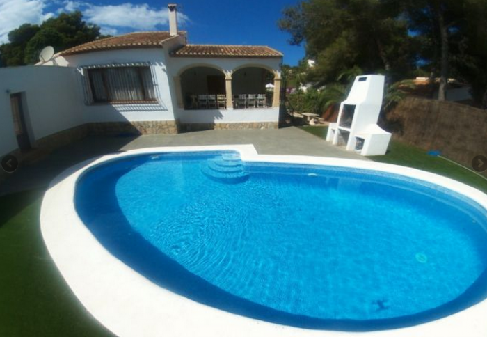 Villa / house Debussy to rent in Javea