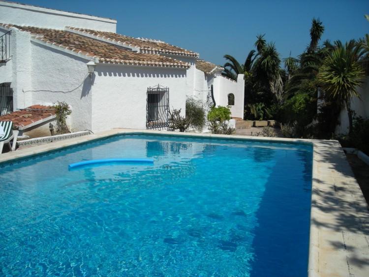 Villa / Maison Toscal à louer à Javea