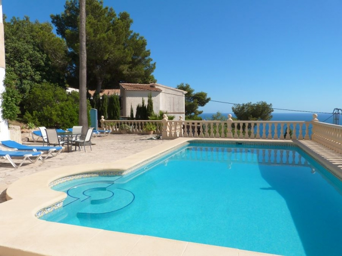 Villa / house Teresa to rent in Javea