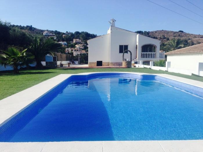 Villa / Maison olag 10 à louer à Javea