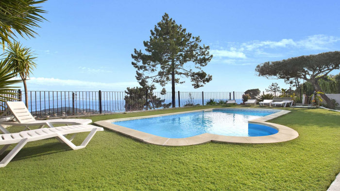 Villa / house Palmeras to rent in Lloret de Mar