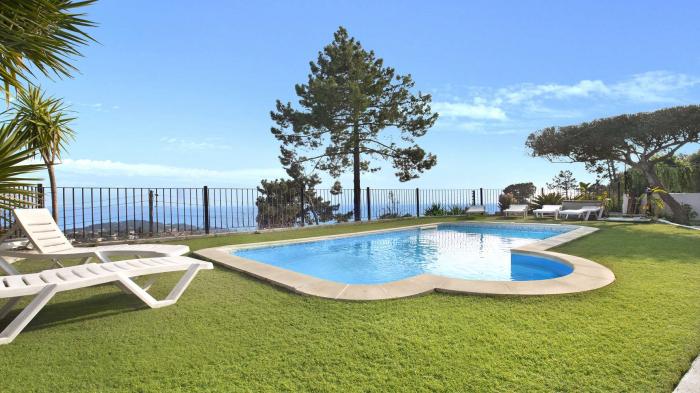 Villa / Maison Palmeras à louer à Lloret de Mar
