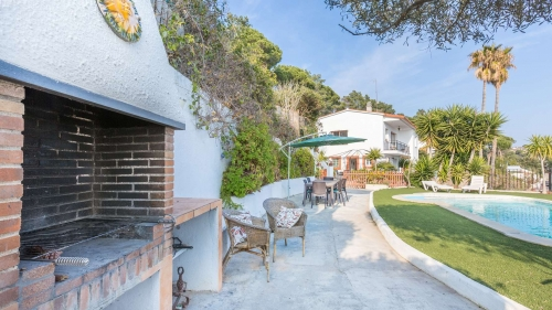 Reserve villa / house palmeras