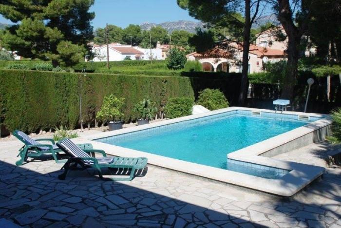 Villa / house Charles to rent in Ametlla de Mar