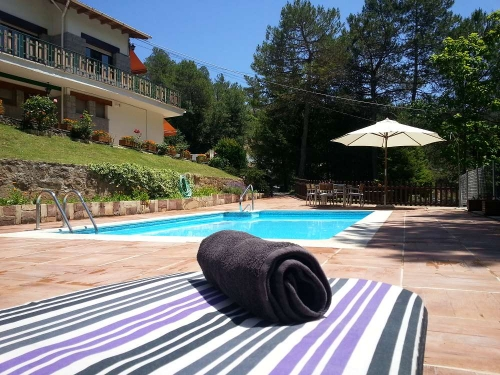 Villa / house La baronne 32323 to rent in Coll de Nargo