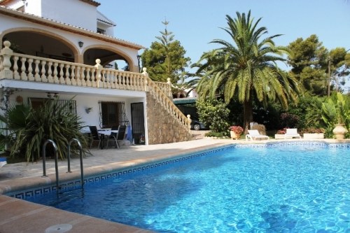 Villa / house Naturaleza to rent in Javea