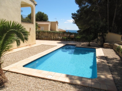 Villa / Maison Nina à louer à Moraira