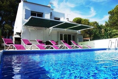 Villa / Maison JASMINE à louer à Ametlla de Mar