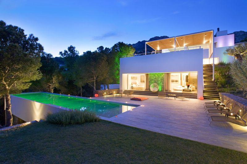 Location villa altea 10 personnes alm1001 for Maison a louer avec piscine en espagne