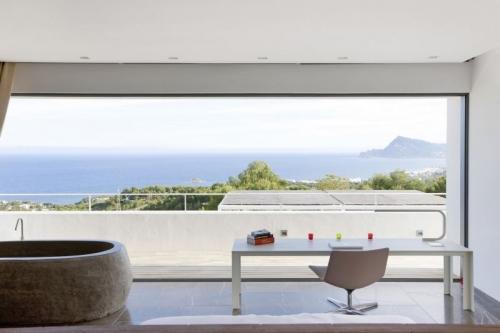 Rental villa / house la merveille
