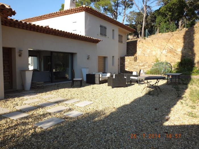 Villa / maison domaine du cap à louer à cap benat