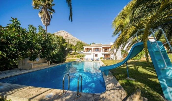 Villa / Maison SANTIAGO à louer à Javea